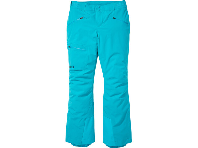 Marmot Refuge Pantalon Femme, enamel blue